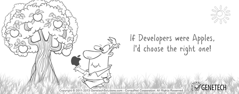 hire an apple developer
