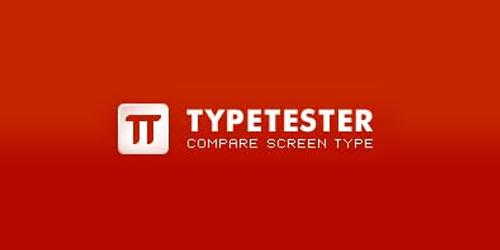 typetester