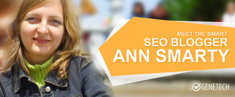 ann smarty interview