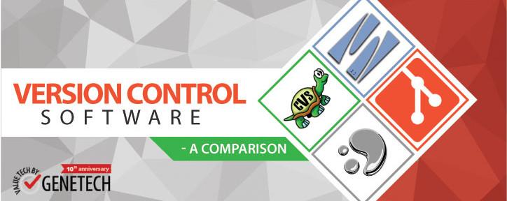 Version Control Software, a comparison