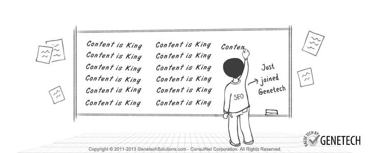 Content is King Only If …