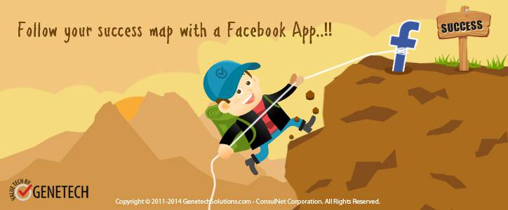 Let your Business Grow Using a Facebook App