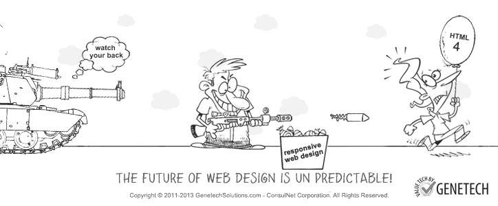 Transformation of Web Design Industry – Future of Web Design