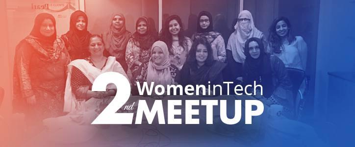 2nd Women in Tech Meetup
