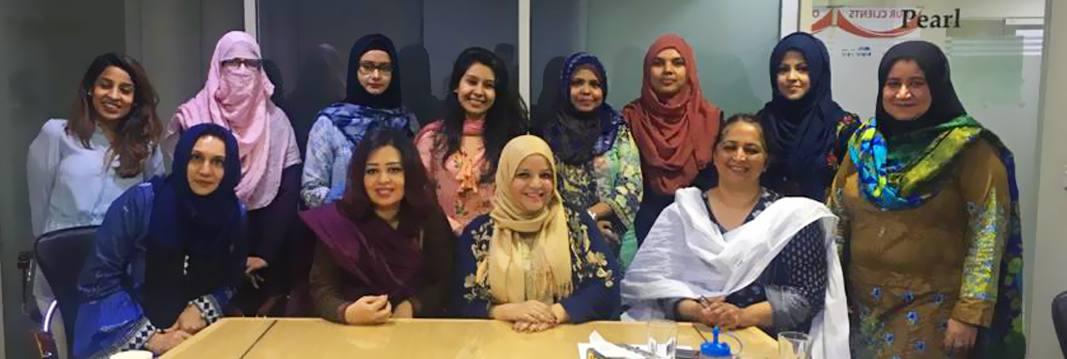 Women in Tech Meetup in Karachi, Pakistan