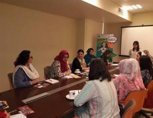 Power Session of Women Entrepreneurs