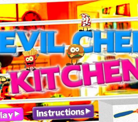 Evil Chef's Kitchen