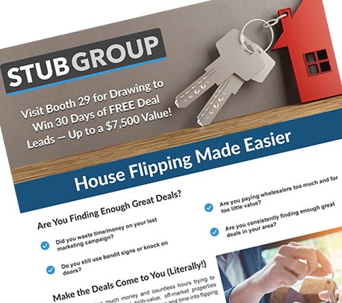 StubGroup - Flyer