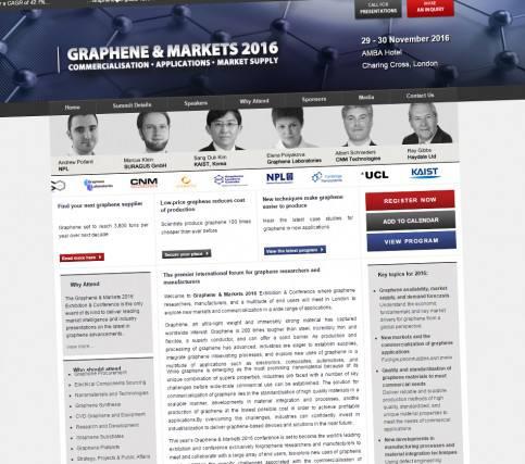 Graphene & Markets 2016