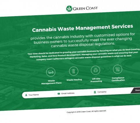 Cannabis Waste Management Services