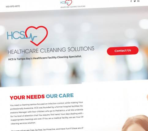 Healthcare Cleaning Solutions