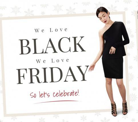 Lindsay Nicholas New York - Black Friday