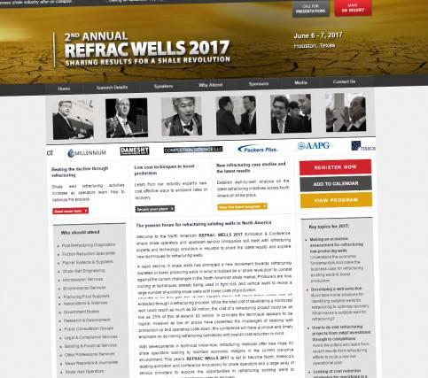 REFRAC WELLS 2017