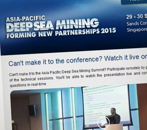 Asia-Pacific Deep Sea Mining