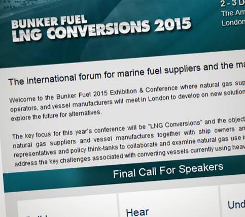 Bunker Fuel LNG Conversions 2015