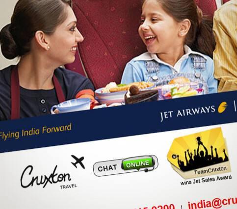 Jetairways Special Offer