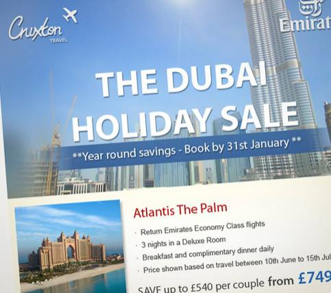 CRUXTON - DUBAI HOLIDAY DEALS