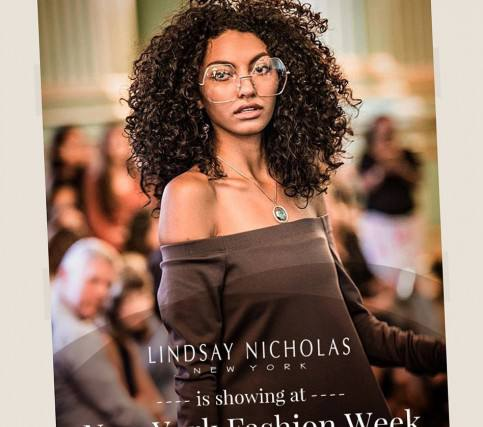 Lindsay Nicholas - New York Fashion Week