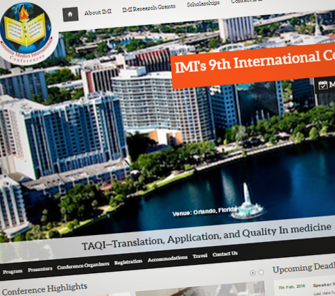 IMI's 9th International Conference