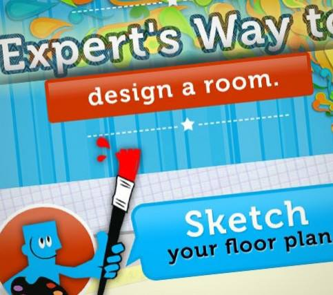 Expert's Way to design a room