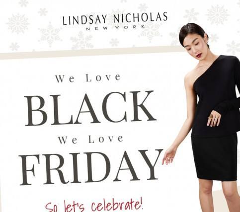 Lindsay Nicholas - Black Friday