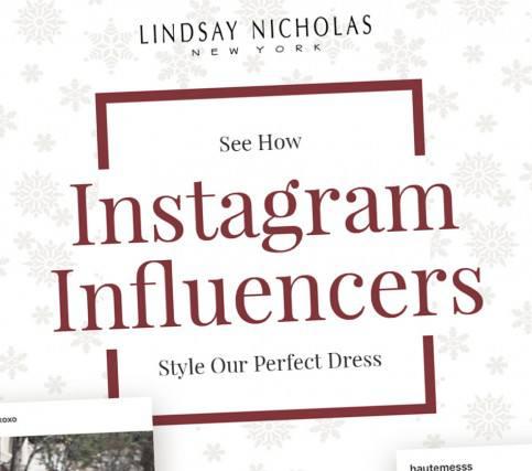 Lindsay Nicholas - Perfect Dress