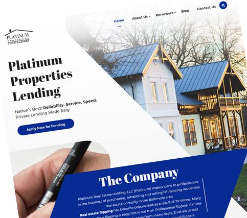 Platinum Properties Lending