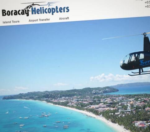 Boracay Helicopter
