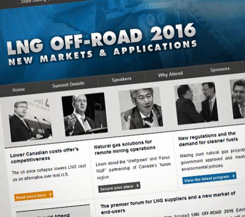 LNG OFF-ROAD 2016