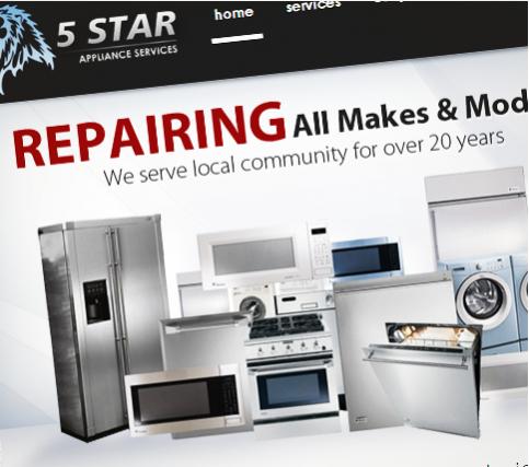 5 Star Appliance Store