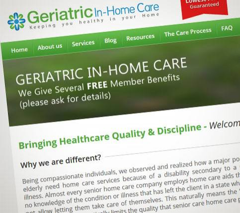 Geriatric In Home Care