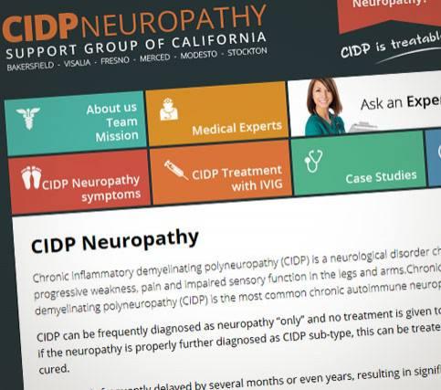 CIDP Neoropathy