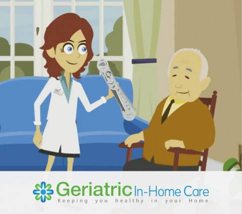Geriatric In - Home Care