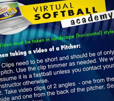 Virtual Softball Academy