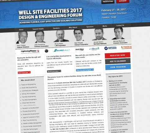 Well Site Facilities 2017