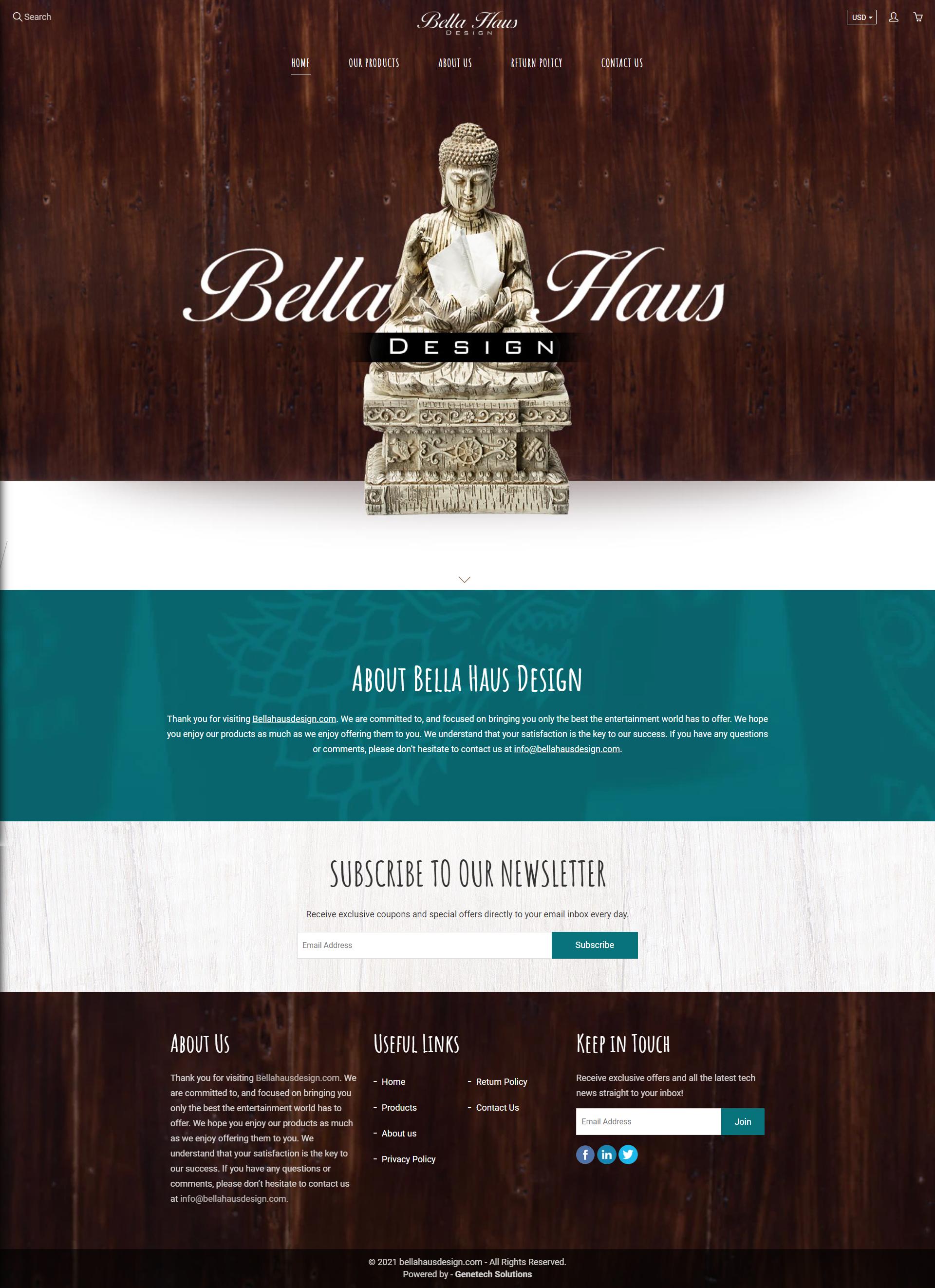 Bella Haus Design