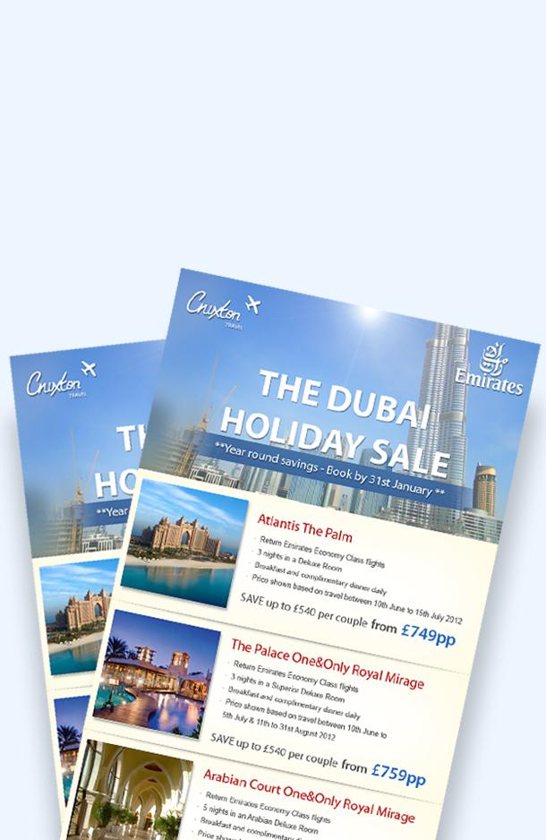CRUXTON - DUBAI HOLIDAY DEALS