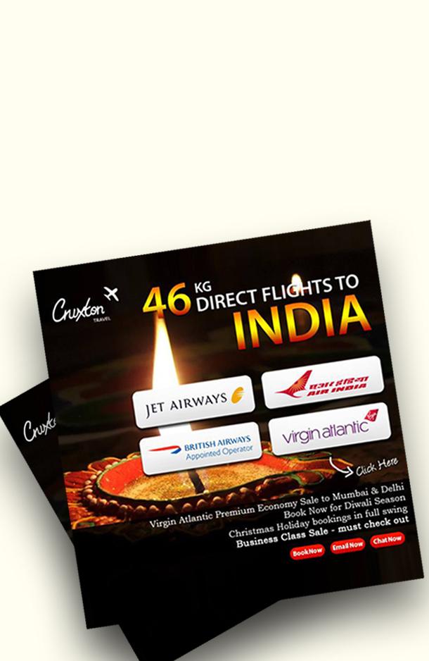 CRUXTON - INDIA 46KG