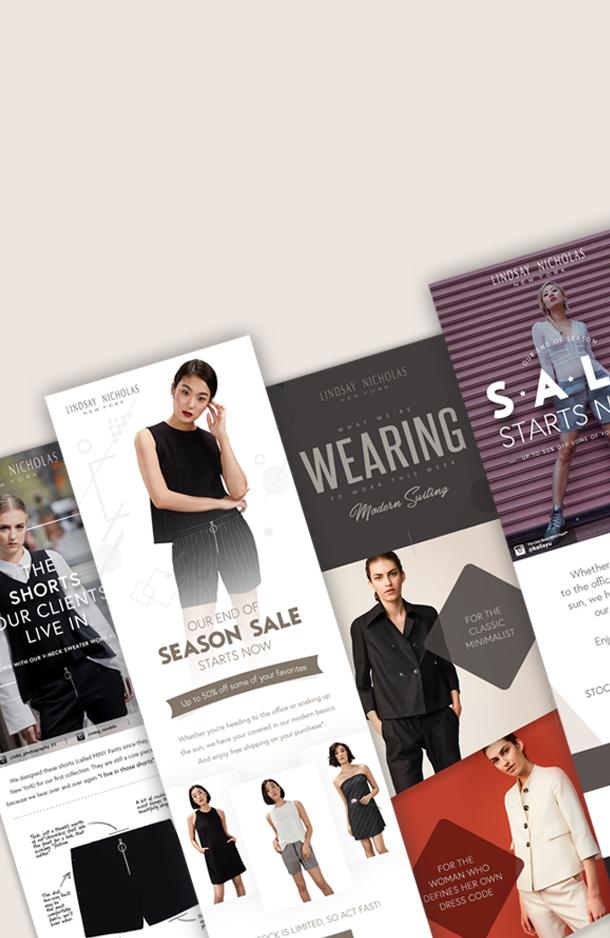 Semi Annual Sale - Lindsay Nicholas