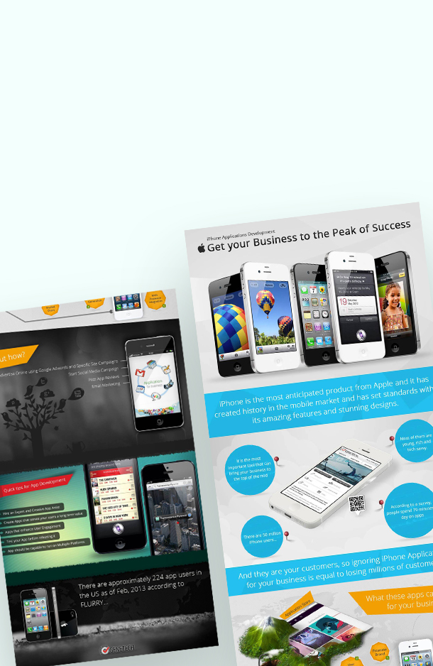 iPhone Applications Development – Get your Business to the Peak of Success